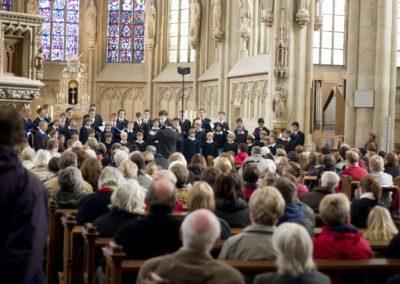 Lambertikirche, Wurzburger Domsingknaben