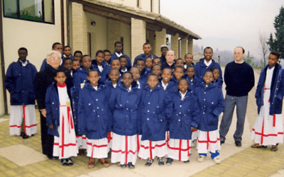 News from the Federation of Pueri Cantores of Rwanda